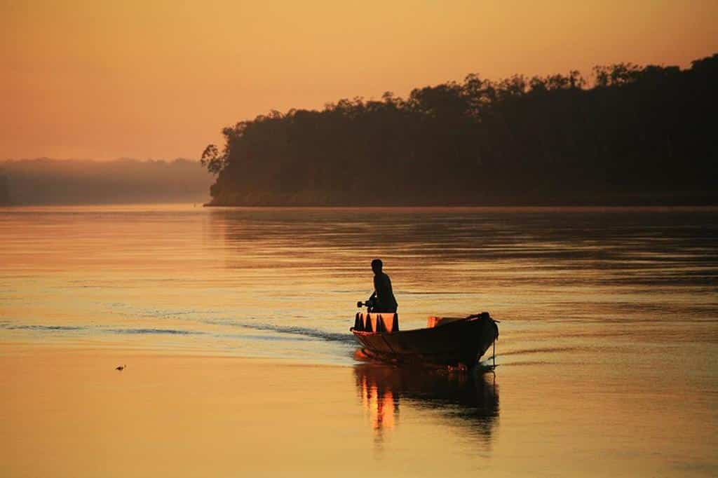 Tambopata natural reserve description and facts